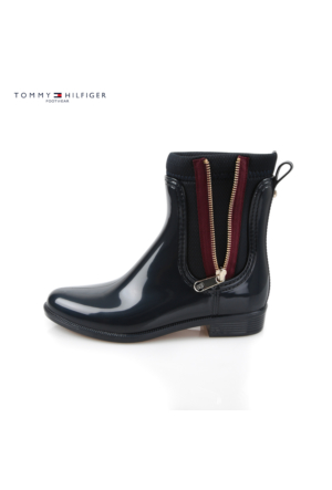 Tommy Hilfiger Fw56821552-403 O1285Dette 4R Ankle Boot Midnight Bot