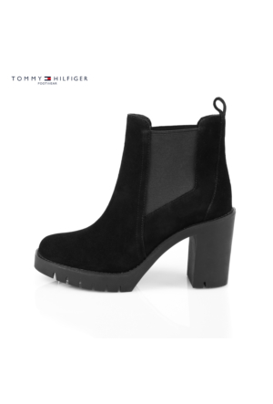 Tommy Hilfiger Fw56821570-990 P1285Aola 1B Ankle Boot Black Bot