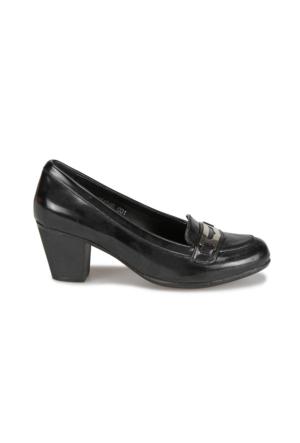 Polaris 62.154546.Z Siyah Kadın Ayakkabı