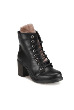 Art Bella A7100096 Siyah Kadın Ayakkabı