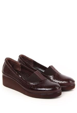 Gön Deri Kadın Ayakkabı 33637
