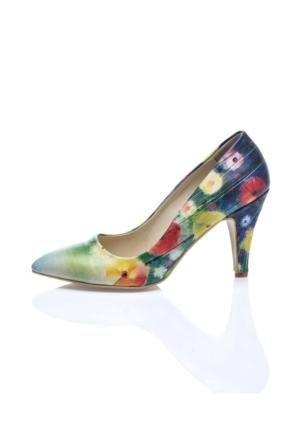 Del La Cassa Rasso 2Z 0252 Kadın Ayakkabı