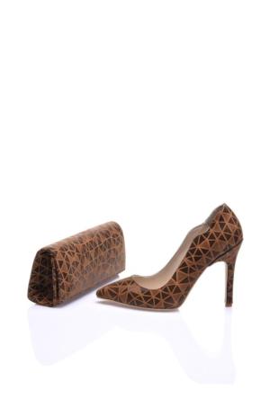 Elena Blanca 408 13Z 0252 Kadın Ayakkabı Set