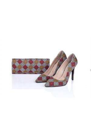 Lorawest Ajx 27 Acz 0252 Kadın Ayakkabı Set