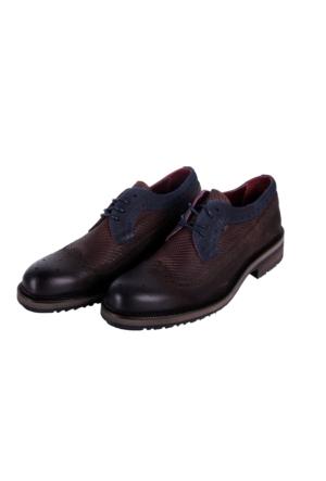 Greyder 03070 Erkek Kahverengi Ayakkabı