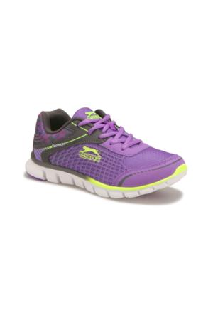 Slazenger Wayra Mor Kadın Koşu Ayakkabısı