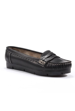 Park Moda Günlük Ortopedik Bayan Babet Ayakkabı