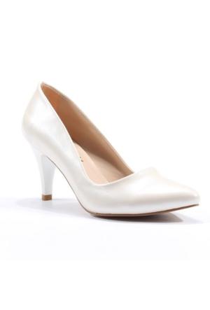 Asm Stiletto Cilt Topuklu Ayakkabı