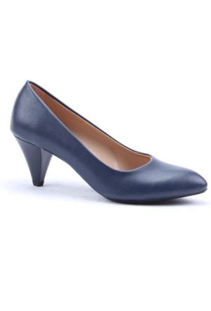 Asm 3000 Topuklu Bayan Klasik Ayakkabı
