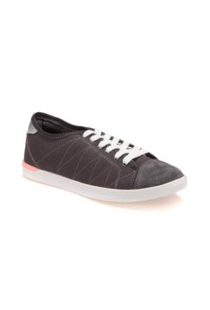 Kinetix 1232478 Gri Kadın Sneaker Ayakkabı