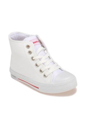 Kinetix 1255134 Beyaz Erkek Çocuk Sneaker