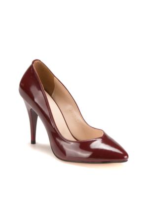 Polaris 61.307263Rz Bordo Kadın Ayakkabı