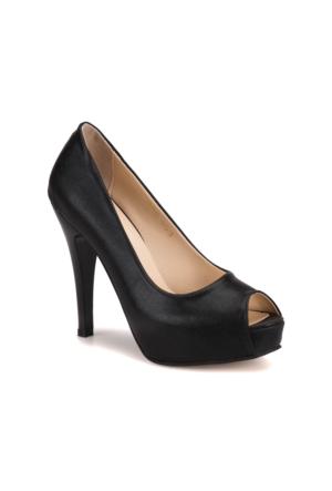 Polaris 61.308453.Z Siyah Kadın Ayakkabı