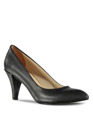 Marjin Divanci Topuklu Ayakkabı Siyah