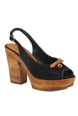 Sail Lakers Platform Topuklu Ayakkabı