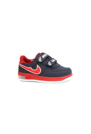 Phonex 79 Işıklı Cırtlı Erkek Çocuk Günlük Spor Ayakkabı
