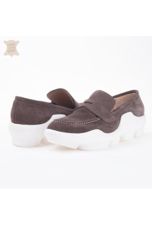 Dyn Spor Kadın Ayakkabı Vizon