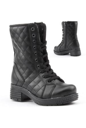 Hii-Tech 970 Kız Çocuk Kışlık Bot Ayakkabı İçi Termal Astarlı