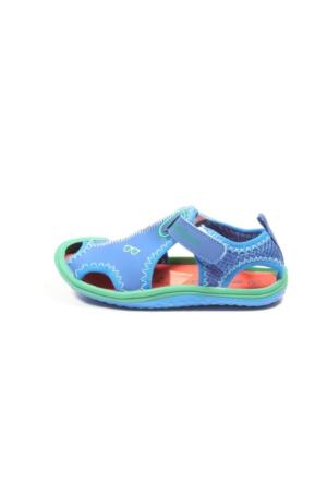 Spayman Jüpiter Lacivert Erkek Çocuk Sandalet 4-7 Yaş
