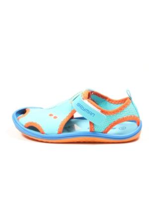 Spayman Jüpiter Lacivert-Mavi Erkek Çocuk Sandalet 4-7 Yaş