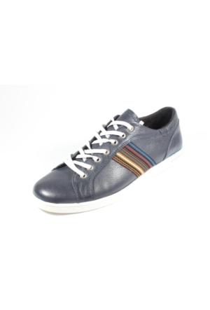 Commodore 218-91-718-18 Lacivert Erkek Ayakkabı