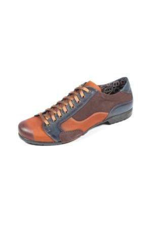 Commodore 229-056-7 Taba Erkek Ayakkabı