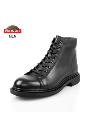 Vronsky Kc 6260-208 Siyah Antik Bot