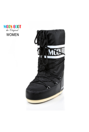 Moon Boot 14004400-001 Nylon Black Bot