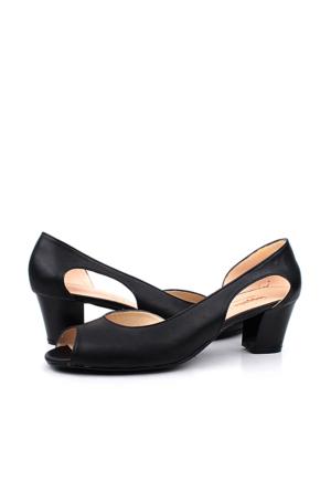 Loggalin 375026 031 014 Kadın Siyah Günlük Ayakkabı