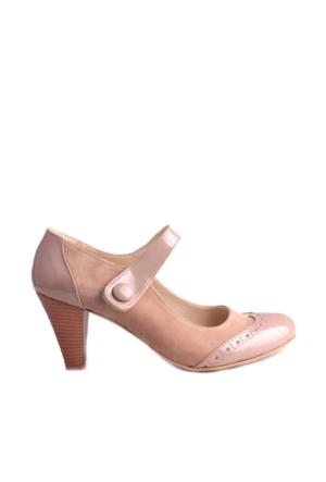 Loggalin 375400 031 214 Kadın Vizon Günlük Ayakkabı
