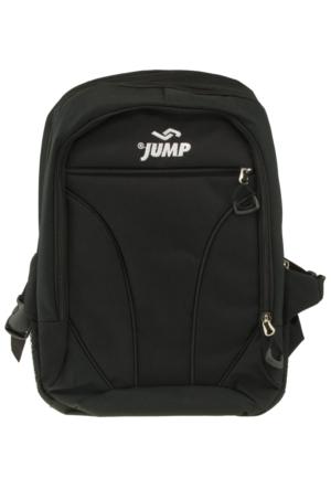Jump 1042 Okul si Siyah Unisex Çanta
