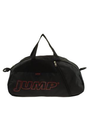 Jump 1100 Küçük si Siyah Unisex Çanta