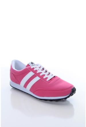 Trione 509-3517-1001 Fuji-Beyaz Kadın Spor Ayakkabı