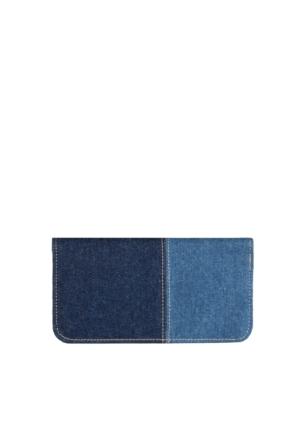 Colin's Bayan Cüzdan Mavi CL1024459