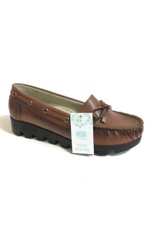 Berk Loafer Kahve Ayakkabı 6000173