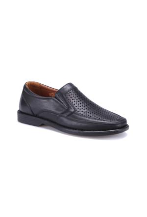 Polaris 5 Nokta 71.104711.M Siyah Erkek Deri Ayakkabı