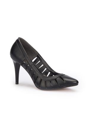 Polaris 71.309802.Z Siyah Kadın Ayakkabı