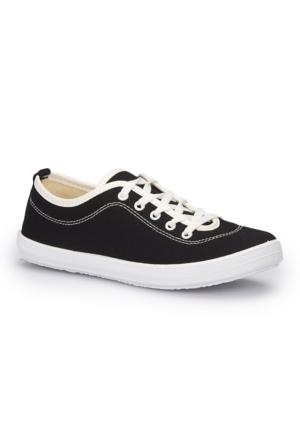 Polaris 71.353085.Z Siyah Kadın Ayakkabı