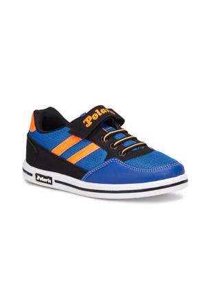 Polaris 71.508249.F Turuncu Erkek Çocuk Sneaker Ayakkabı