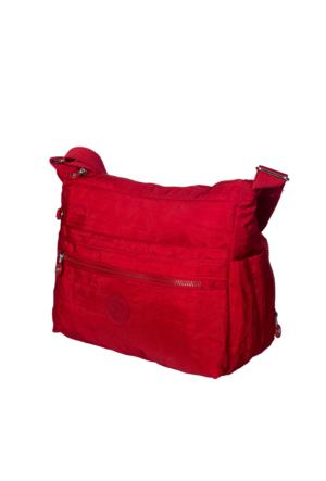 Barcelona Çapraz Çanta Brc1056-0082 Kırmızı