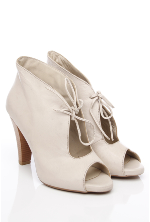 Gön Deri Kadın Ayakkabı 13128