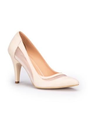 Polaris 71.309810.Z Bej Kadın Ayakkabı