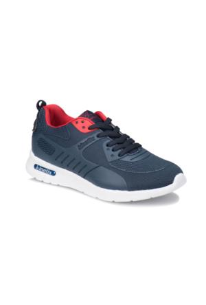 Kinetix Nına Lacivert Kırmızı Kadın Sneaker Ayakkabı