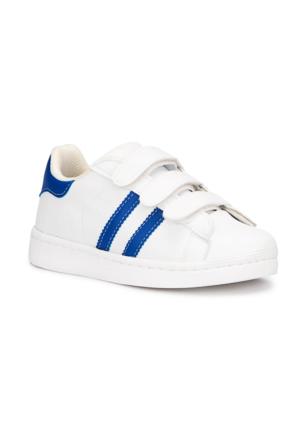 Polaris 71.509268.P Mavi Erkek Çocuk Sneaker Ayakkabı
