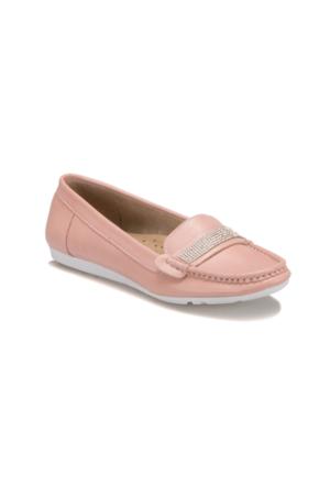 Travel Soft Ts16Ss102 Pudra Kadın Ayakkabı