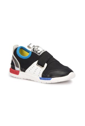 Polaris 71.509332.P Siyah Erkek Çocuk Sneaker Ayakkabı