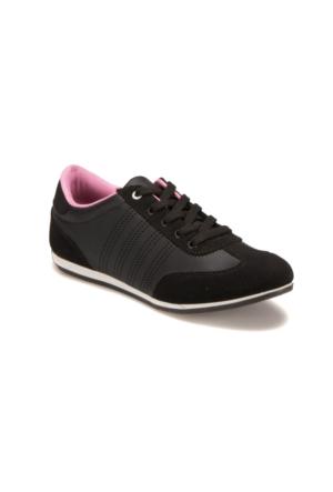 Carmens U1204 Siyah Kadın Sneaker Ayakkabı