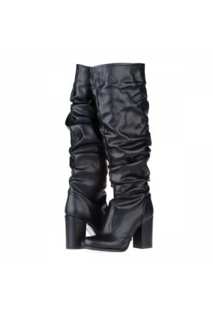 Hıgh Kadın Klasik Çizme