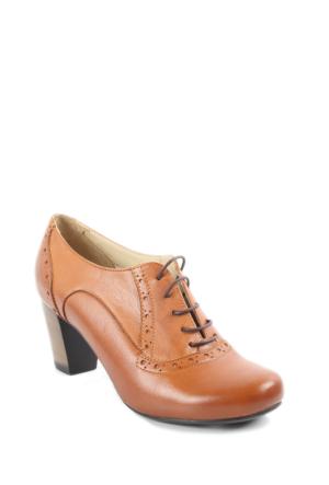 Gön Deri Kadın Ayakkabı 22294