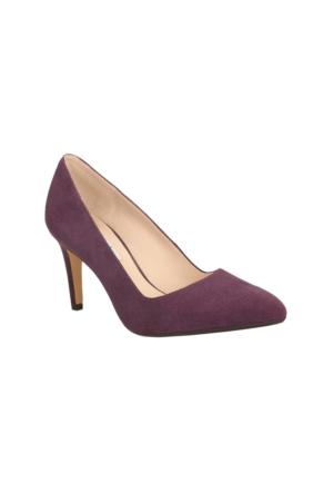 Clarks Dalhart Sorbet Kadın Ayakkabı Mor